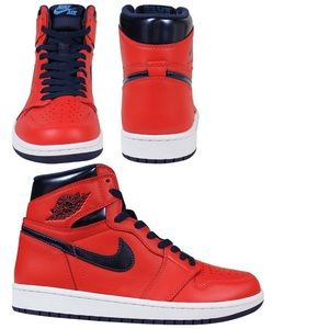 Nike Shoes - Nike Air Jordan 1 Retro High OG David Letterman
